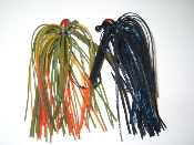 1/8oz Finesse Jig, Standard Skirt